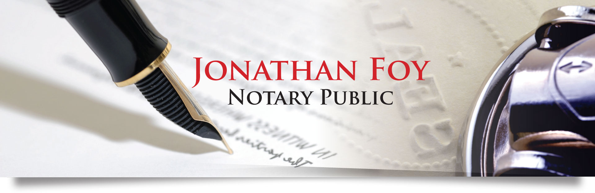 notary public St Albans